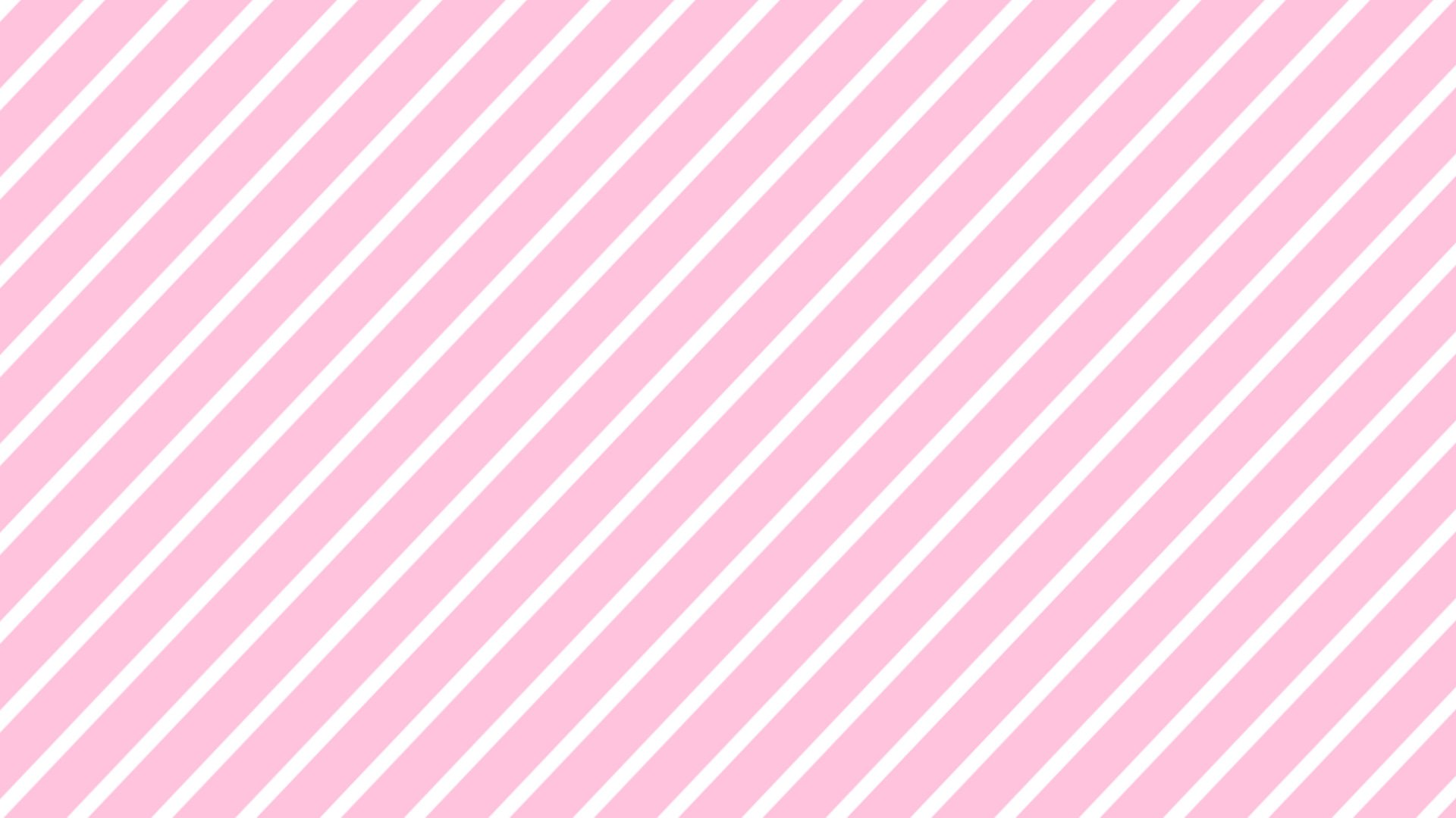 White Stripes On Pink Background Hd Wallpaper Background Image