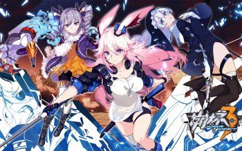 96 Honkai Impact 3rd Hd Wallpapers Background Images